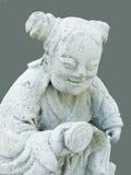 Escultura de la roca Fotografía de archivo