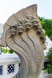 escultura de la serpiente Foto de archivo libre de regalías
