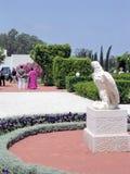 Escultura de los jardines de Akko Bahai del águila 2004 Fotos de archivo