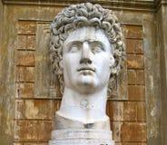 Escultura de Michelangelo Imagenes de archivo