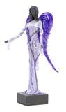 Escultura de Paverpol de um anjo Fotos de Stock