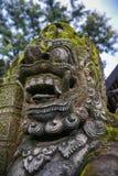 Escultura de pedra gigante em Tailândia Foto de Stock
