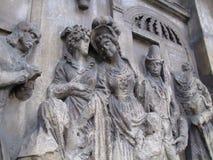 Escultura de piedra 3 Fotos de archivo libres de regalías