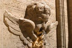 Escultura de Roma Imagem de Stock Royalty Free