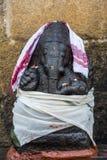 Escultura de señor Ganesha fotografía de archivo