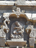 Escultura de Shiva Imagenes de archivo