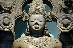 Escultura de Surya de dios del sol fotografía de archivo libre de regalías
