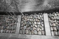 Escultura de víctimas de la represión Imagen de archivo libre de regalías