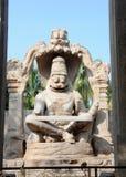 Escultura de Vishnu Imagen de archivo libre de regalías