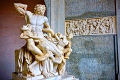Escultura de Zeus imagenes de archivo