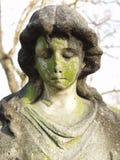 Escultura del ángel foto de archivo libre de regalías