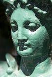 Escultura del abandono Foto de archivo