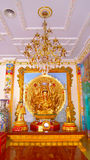 Escultura del Bodhisattva imagen de archivo