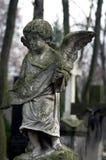 Escultura del cementerio Fotos de archivo