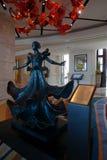 Escultura del dali del casino del hotel de MGM de Macao Fotos de archivo libres de regalías