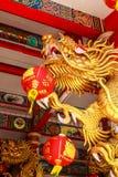Escultura del dragón Imagen de archivo libre de regalías