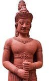 Escultura del estilo de Angkor Imágenes de archivo libres de regalías