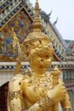 Escultura del estilo de Tailandia del palacio magnífico, Bangkok Fotografía de archivo