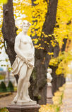 Escultura del Euterpe Foto de archivo libre de regalías