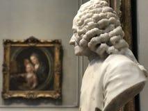Escultura del museo de arte Imagen de archivo