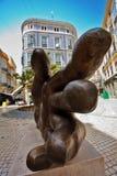 Escultura del quiromántico Foto de archivo libre de regalías