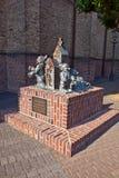 Escultura do Imagens de Stock