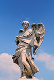 Escultura do anjo Foto de Stock