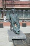 A escultura do arquiteto Le Corbusier, Moscou, Rússia Imagem de Stock