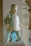 Escultura do homem Imagem de Stock