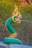 Escultura do Naga Imagens de Stock