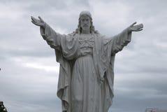 Escultura do ` s de Jesus Christ foto de stock royalty free