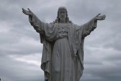 Escultura do ` s de Jesus Christ imagens de stock royalty free