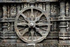 Escultura do templo. Fotografia de Stock Royalty Free