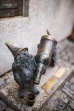 Escultura dos anões Imagem de Stock