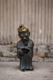 Escultura dos anões Fotografia de Stock Royalty Free