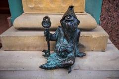 Escultura dos anões Imagens de Stock