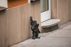 Escultura dos anões Foto de Stock