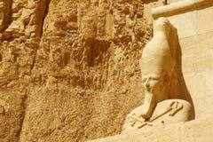 Escultura egípcia antiga imagem de stock royalty free