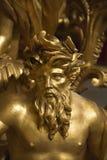 Escultura em Lisboa, Portugal. Fotografia de Stock Royalty Free
