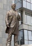 A escultura em skopje, Macedônia Foto de Stock Royalty Free