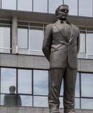 A escultura em skopje, Macedônia Foto de Stock
