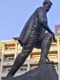 A escultura em skopje, Macedônia Imagens de Stock