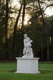 Escultura en el Museo-estado Arkhangelskoye Fotos de archivo