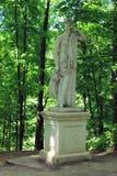 Escultura en el parque Imagen de archivo