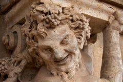 Escultura en Zwinger, Dresden Imagenes de archivo