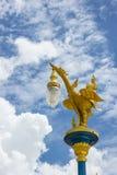 Escultura, estátua, estilo, Tailândia, tradicional Imagens de Stock Royalty Free