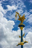 Escultura, estátua, estilo, Tailândia, tradicional Imagem de Stock Royalty Free