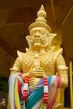 Escultura gigante tailandesa Fotos de archivo libres de regalías
