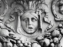 Escultura gritadora Imagenes de archivo