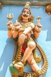 Escultura hindu em Trincomalee, Sri Lanka imagem de stock royalty free